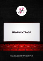 Movements in 3D