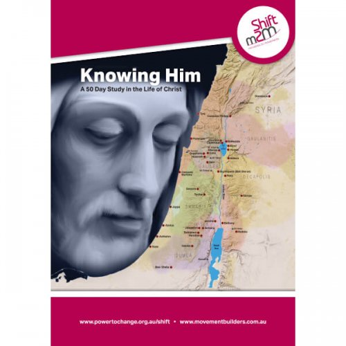 Knowing Him Study Guide