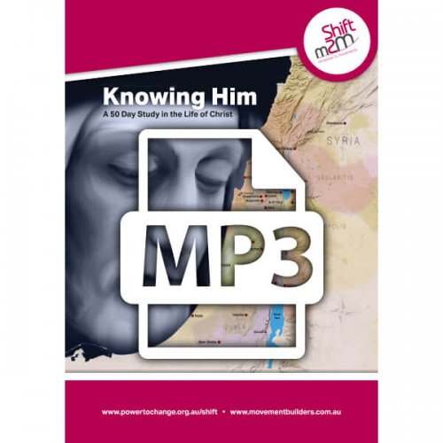 Knowing Him Podcasts